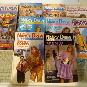 Nancy Drew CaseFiles